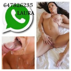 604336269 - LAURA SEY IMPLICADISIMA