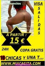937311952 - CHICAS VICIOSAS MORBOSA MUCHA ORGIA Y FIESTA APRT DE 15€