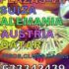633342439 - VIP ESCORT EN SUIZA Y ALEMANIA AUSTRIA