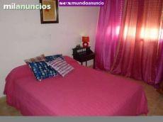Se alquilan habitaciones en piso discreto y muy limpio, con cama de matrimonio sabana y toalla, cerc...