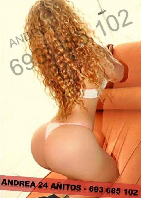 693685102 - ANDREA, RUBIAZA LATINA, FRANCES NATURAL, GRIEGO, Y MUCHO MAS...,lllllkijnnhhh - milescorts.es