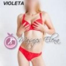 603709434 - (( VIOLETA  Masajista tantrica erotica  20 añitos  ))