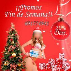 603709434 - FINES DE SEMANA... aprovechate..PROMOCIONESSS