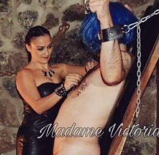 622599613 - Madame Victoria Sesiones de Sado en Málaga