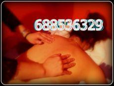 931892478 - masaje  centro sagrada familia 688 536 329