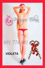 603709434 - Divina y Erotica Masajista Rusa en Madrid