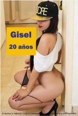 697912400 - GISELLE JOVENCITA VICIOSA CON MUCHAS GANAS DE SEXO, DESDE 30 EUROS EL COMPLETITO