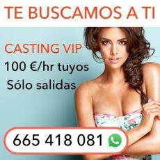 665418081 - TENEMOS CLIENTES PARA TI - AGENCIA DE LUJO - SOLO SALIDAS ¡¡ALTOS INGRESOS!!