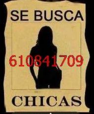610841709 - CHICA SE NECESITA PARA CASA DE RELAX Y MASAJES..E R O T I COS...