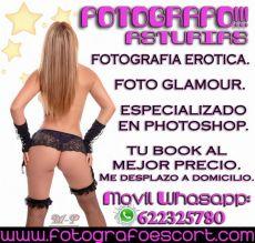 Soy fotógrafo profesional internacional, trabajos realizados en Brasil, Italia y España! Especializa...