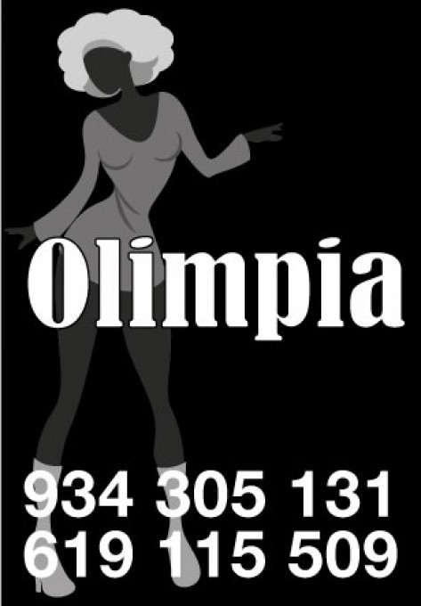934305131 - OLIMPIA, NUEVA DIRECCIÓN, LLAMA... - milescorts.es