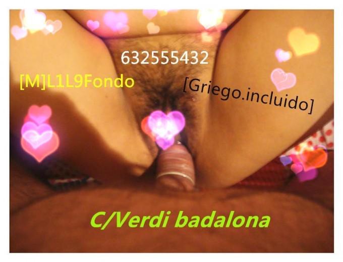 citas sexuales Badalona