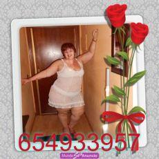 654933957 - POR POCOS DIAS, GORDITA,MADURITA,SENSUALIDAD Y PLACER