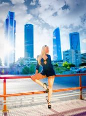 603270450 - Samantha NOVEDAD en Madrid durante unos dias impresionante escort griego squirting