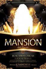 674992834 - LOS MAS ALTOS INGRESOS EN MADRID LA MANSION DEL PLACER.