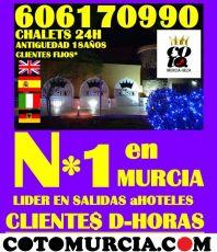 C******@******CHICAS NO DEIS MAS VUELTAS___+___ plaza CHALET MURCIA 24h******@******clientes fijos d...