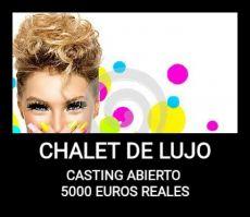 685254241 - PLAZAS LIBRES CHALET DE LUJO EN MADRID VEN Y FÓRRATE