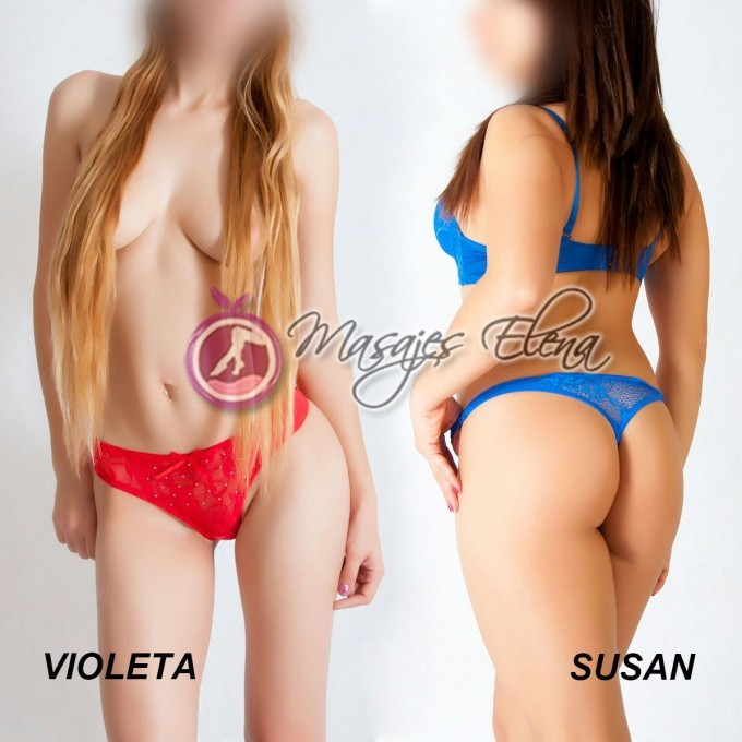 691774941 - ♥♥ FETICHE INOLVIDABLE CON SEXYS MASAJISTAS ♥♥ - milescorts.es