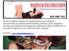 695996765 - Agencia de escorts de alto Standing Belladonna en toda Galicia