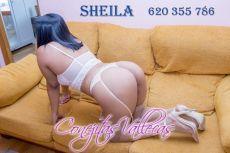 620355786 - SHEILA...UNA ESCORT PARA CABALLEROS EXIGENTES...!!!
