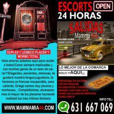 631667069 - PUTAS ENTREGADAS LAS 24 H MANLLEU ESCORT