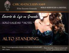 666829488 - CHICAS-EXCLUSIVA69 .SERVICIOS ALTO STANDING , SOLO SALIDAS HOTEL . GRANADA-ESPAÑA