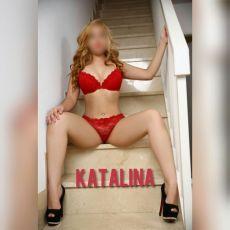 Katalina jovencita guapa, discreta simpatica ardiente entregada dispuesta a cumplir tus fantasias ma...