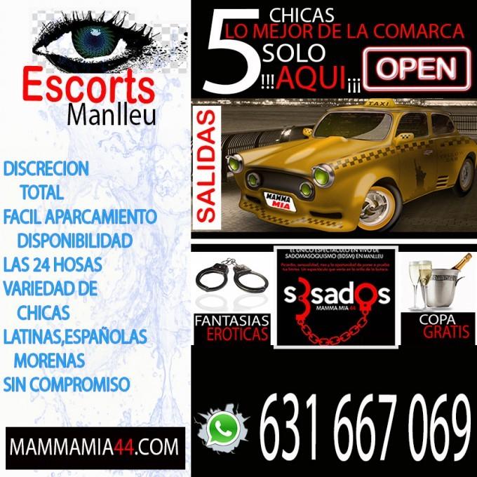 631667069 - LO MEJOR DE LA COMARCA SOLO AQUI LAS 24 HORAS ESPAÑOLAS CATALANAS LATINAS ÁRABES MAMMAMIA44.COM (VIC, ) - milescorts.es