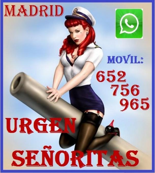 652756965 - SELECCIÓN DE SEÑORITAS...RESERVA YA!! - milescorts.es
