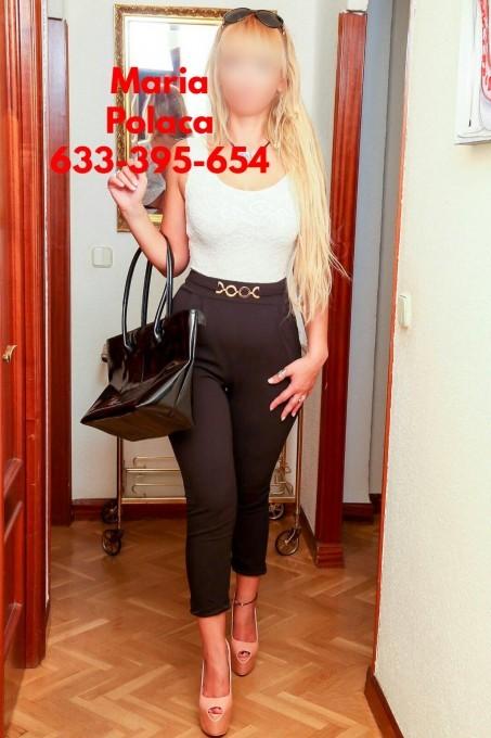 633395654 - RUBIA POLACA TRAVIESA Y JUGUETONA  - milescorts.es