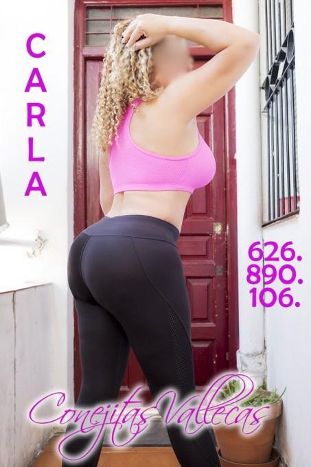 626890106 - CARLA PUTILLA COLOMBIANA MUY IMPLICADA Y VICIOSA Contactos eróticos Madrid ciudad - milescorts.es