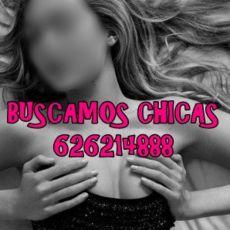 SE BUSCAN CHICAS PARA PLAZA, CASA CON MUCHISIMO TRABAJO EN BUENA ZONA DE MADRIDseleccionamos chicas ...