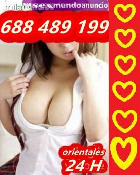688489199 - 688489199 somos chicas nueva japonesas orientales asiaticas joven guapa y muy siempaticas masajes todos los servicios  anuncios eróticos profesionales  Valencia ciudad - milescorts.es