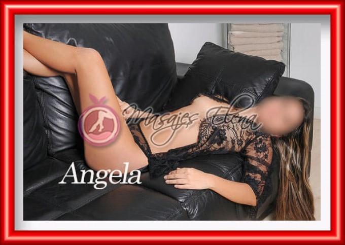 691774941 -   ANGELA..Bella Y Sensual Sirena Erótica ((691774941))  Relax Madrid ciudad - milescorts.es