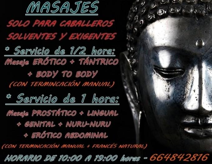 664842816 - MASAJISTAS PARA CABALLEROS SOLVENTES  - milescorts.es