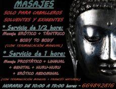 664842816 - MASAJISTAS PARA CABALLEROS SOLVENTES