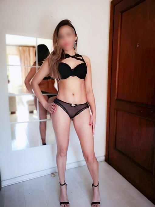 603381067 - Anna una escort brasileña jovencita muy atrevida - milescorts.es