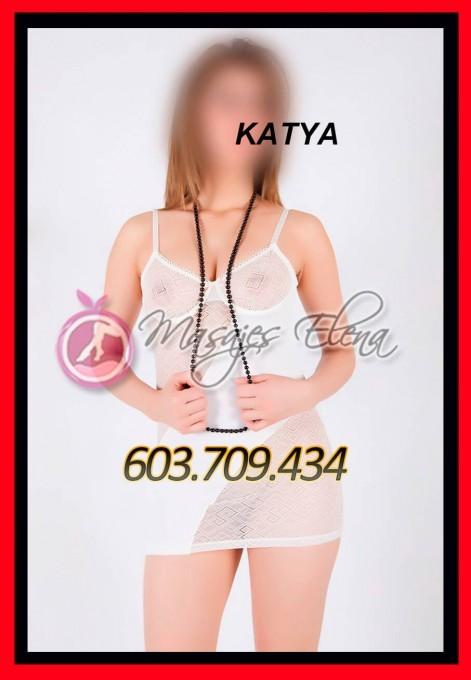 603709434 - EXPERIMENTA ALTOS NIVELES DE EROTISMO A MI LADO, KATYA Contactos eróticos Madrid ciudad - milescorts.es