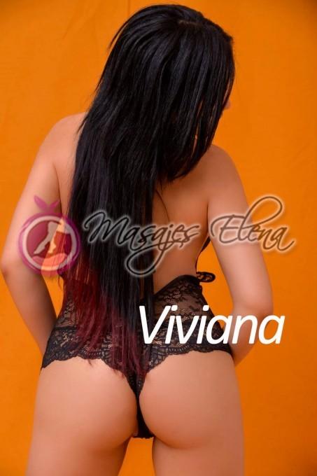 603709434 - SOY VIVIANA, UNA MORENAZA PARA COMPLACERTE A PLENITUD  - milescorts.es