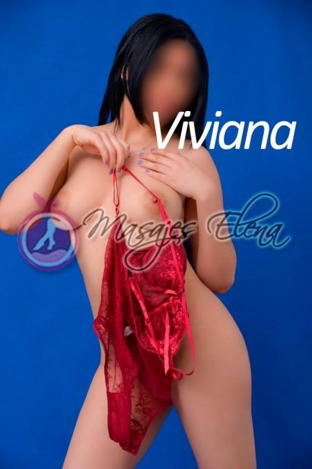 603709434 - ⭐⭐MORENAZA DE BELLEZA IMPACTANTE, SOY VIVIANA.⭐⭐ Contactos eróticos Madrid ciudad - milescorts.es