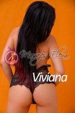 603709434 - MORENAZA DE BELLEZA IMPACTANTE, SOY VIVIANA.