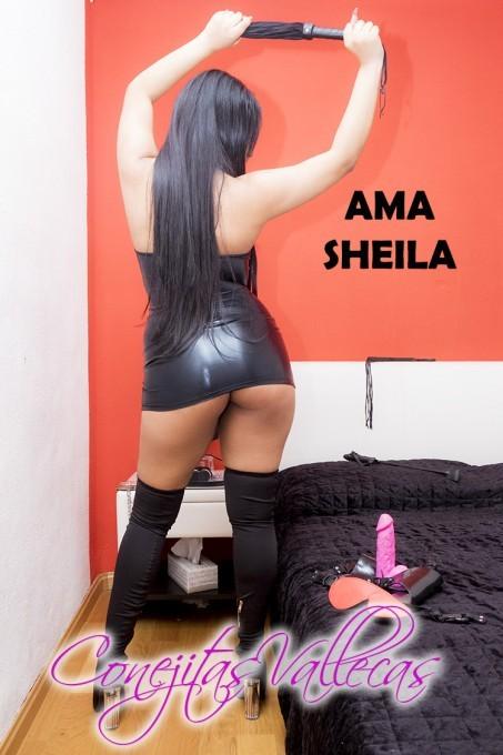 628428793 - AMA SHEILA...REINA DEL DOLOR...CRUEL Y PERVERSA...!!! Contactos eróticos Madrid ciudad - milescorts.es