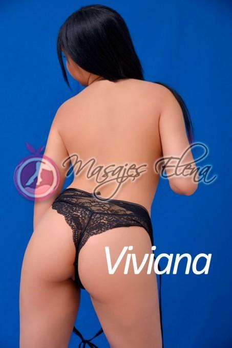 603709434 - SOY VIVIANA, UNA MORENAZA PARA COMPLACERTE A PLENITUD  masajistas en Madrid ciudad - milescorts.es