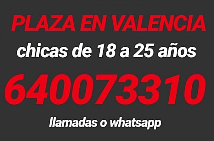 640073310 - MARCA TU PLAZA EN VALENCIA CENTRO  - milescorts.es