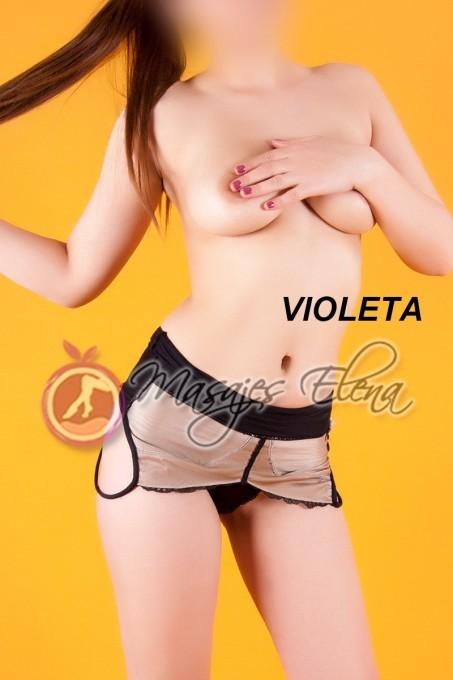 603709434 - Preciosa Muñequita A1, VIOLETA Traviesa Y Complaciente   - milescorts.es