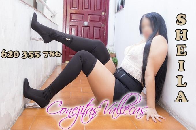 687066934 - LAS CONEJITAS NOS DESPLAZAMOS DESDE 70 EUROS ...TAXI INCLUIDO...!!! prostituta en Madrid ciudad - milescorts.es