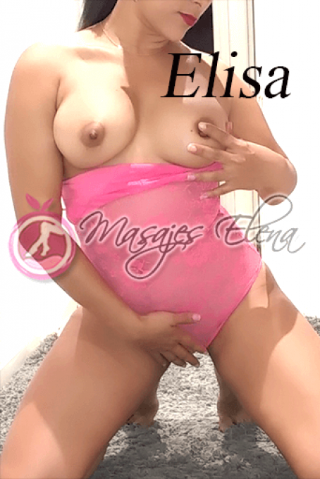 603709434 - INTENSO PLACER & RELAX TE BRINDARÉ, soy ELISA - milescorts.es