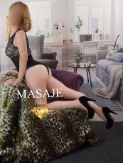 Adriana la mujer perfecta si buscas una escort y masajista de alto standing. dulce, divertida, int...