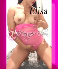 Deslúmbrate con mi figura escultural y disfruta de un sensacional masaje conmigo, me llamo ELISA y s...