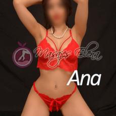 Hola guapo, me llamo ❤️❤ANA❤️❤️, una sexy masajista Madrileña.Me destaco por ser apasionada e implic...